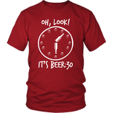Oh Look! It's Beer:30 - Funny Beer Shirt for Men