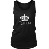 Queen Shirt/Tank-Top for Women