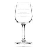 Seriously? I Need More Wine Funny Wine Glass - 12.75 oz – Made in USA
