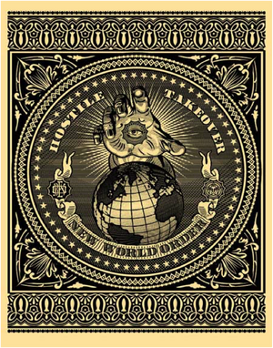 Obey: Shepard Fairey, Hostile Takeover