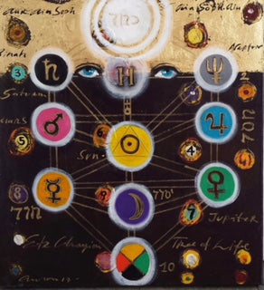 """Tree of Life - Kabbalah"" Georgi Andonov"
