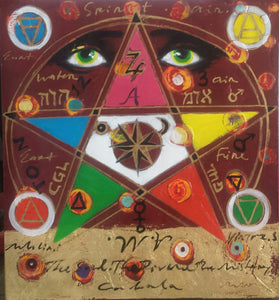 """Tree of Life - Kabbalah 1"" Georgi Andonov"