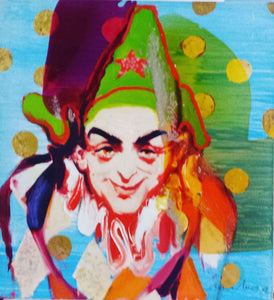 """Clown 1"" Georgi Andonov"
