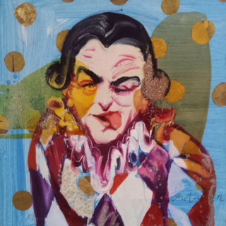 """Clown 3"" Georgi Andonov"