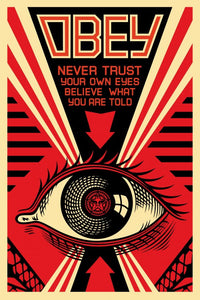 Obey: Shepard Fairey, Obey Eye