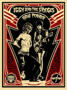Obey: Shepard Fairey, Raw Power