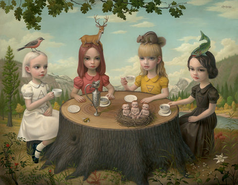 Mark Ryden: Allegory of the Elements