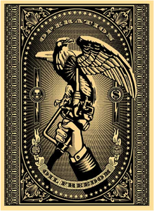 Obey: Shepard Fairey, Operation Oil Freedom