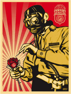 OBEY: Shepard Fairey, Toxicity Inspector