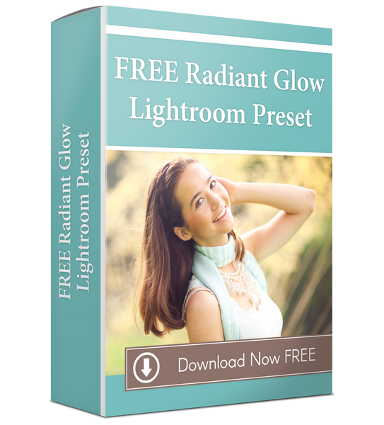 Download The Bell Sisters FREE Radiant Glow Lightroom Preset