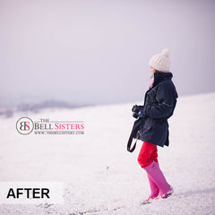 Winter Lightroom Preset