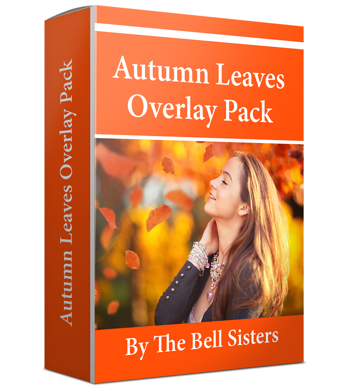 Autumn Leaves Overlays Pack