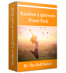 Rainbow Colours Lightroom Preset Pack