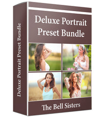 Deluxe Portrait Preset Bundle