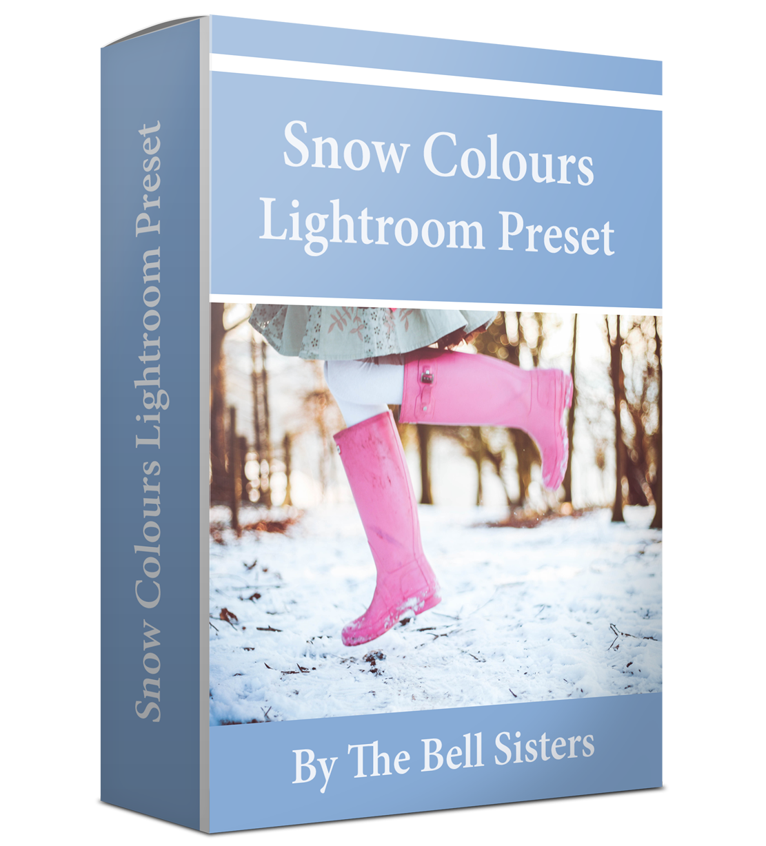 Snow Colours Lightroom Preset Pack