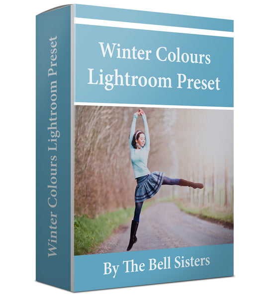 Winter Colours Lightroom Preset Pack
