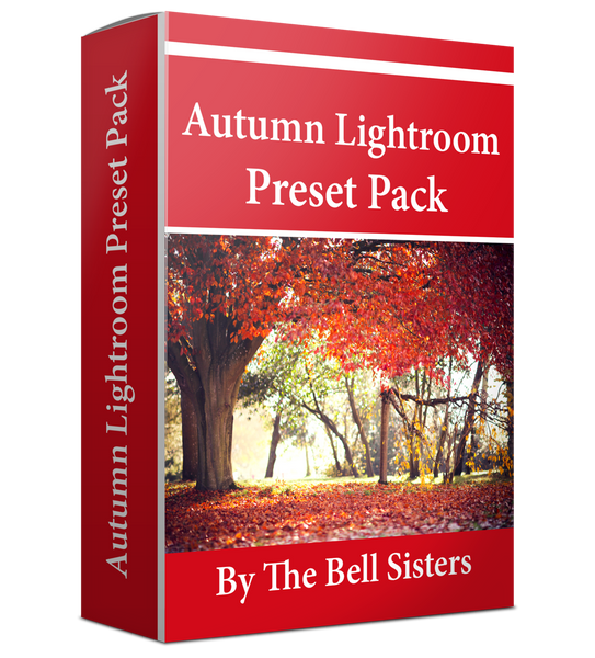 Autumn Lightroom Preset Pack