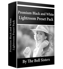 Premium Black & White Lightroom Preset Pack