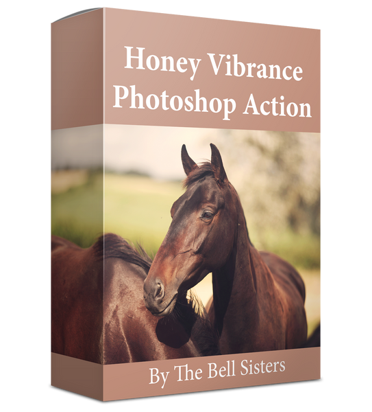 Honey Vibrance Photoshop Action