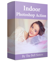 Indoor Photoshop Action