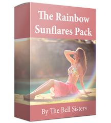 The Rainbow Sunflares Pack