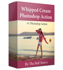 Whipped Cream Photoshop Action