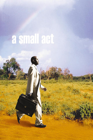A Small Act - Book a Screening