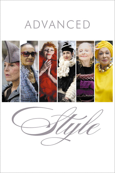 Advanced Style - Book a Screening