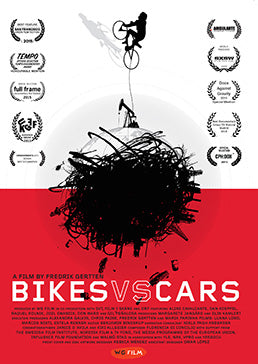 Bikes vs Cars - Book a Screening