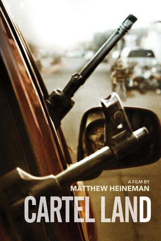 Cartel Land - Book a Screening