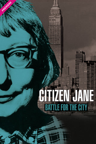 Citizen Jane: Battle for the City - Book a Screening