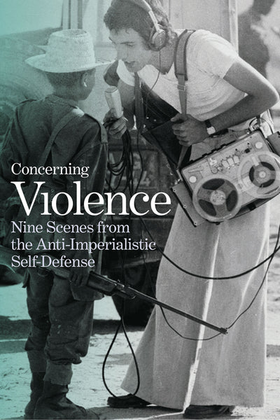 Concerning Violence - Book a Screening