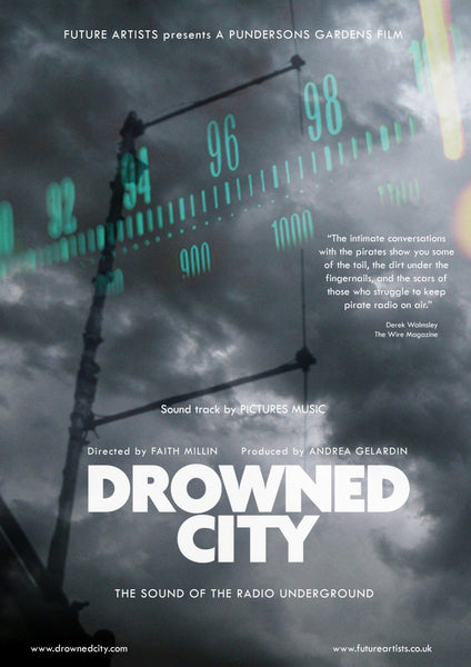 Drowned City: A Story of Pirate Radio