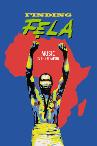 Finding Fela - Book a Screening