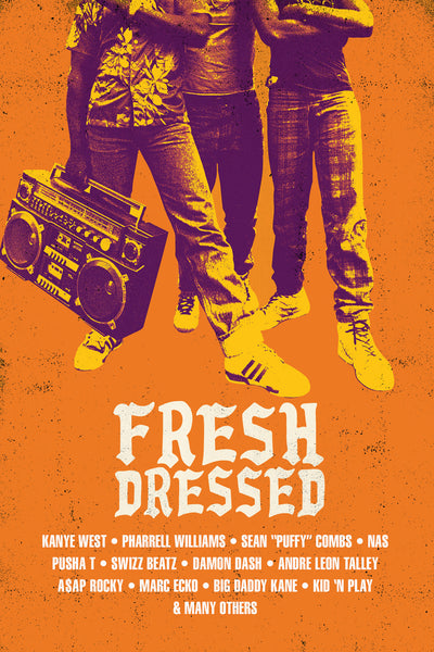 Fresh Dressed - Book a Screening