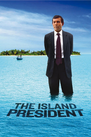The Island President - Book a Screening