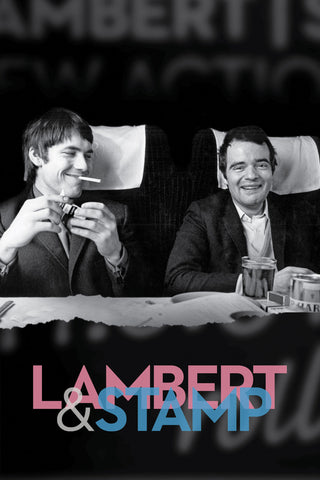 Lambert and Stamp - Book a Screening
