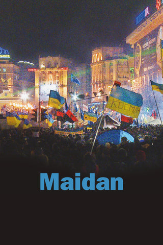 Maidan - Book a Screening