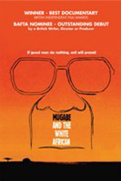 Mugabe and the White African - Book a Screening