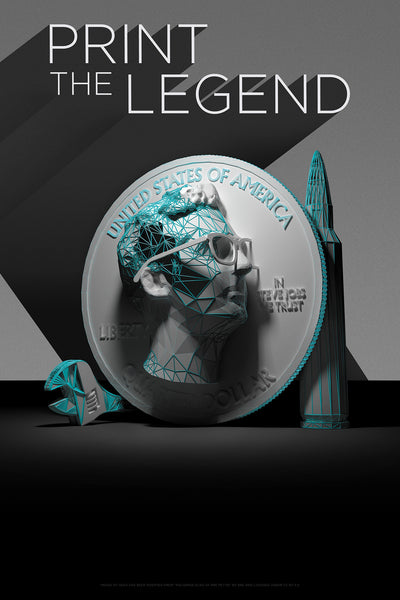 Print the Legend - Book a Screening