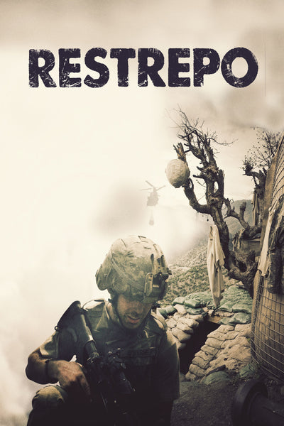 Restrepo - Book a Screening