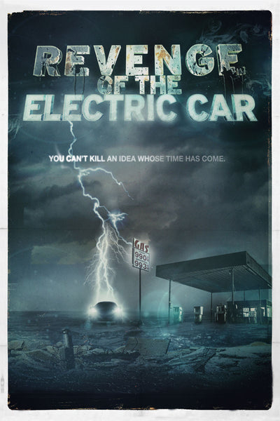 Revenge of the Electric Car - Book a Screening