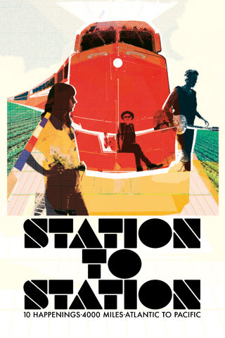 Station to Station - Book a Screening
