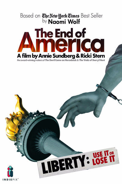 The End of America - Book a Screening