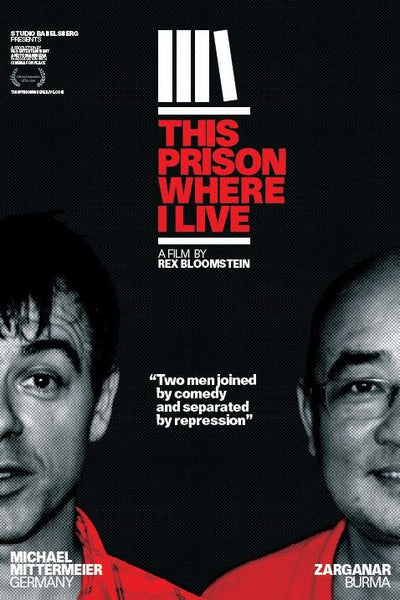 This Prison Where I Live - Book a Screening