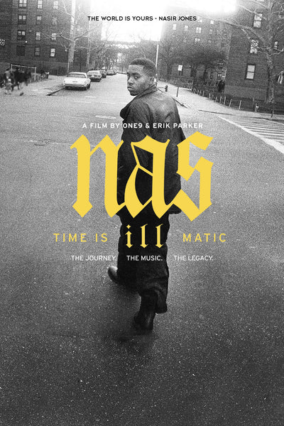 NAS: Time is Illmatic - Book a Screening