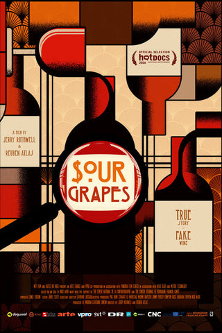 Sour Grapes - Book a Screening