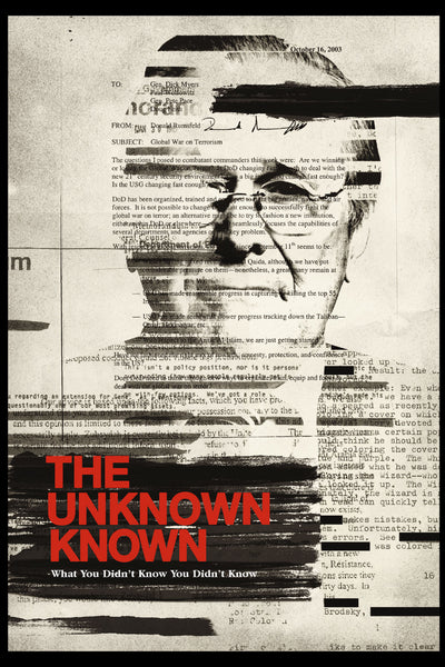 The Unknown Known - Book a Screening