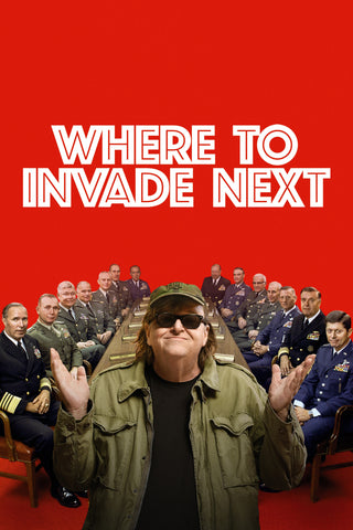Where to Invade Next - Book a Screening