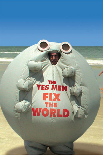 The Yes Men Fix the World - Book a Screening